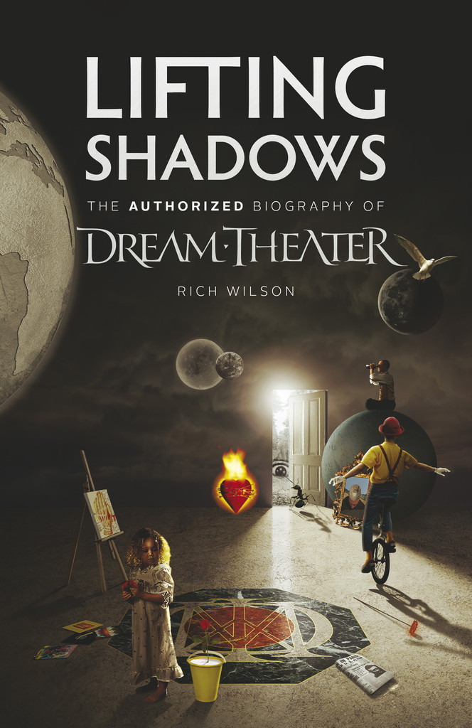 The Authorized Biography of Dream Theater. Now in paperback from Rocket 88.